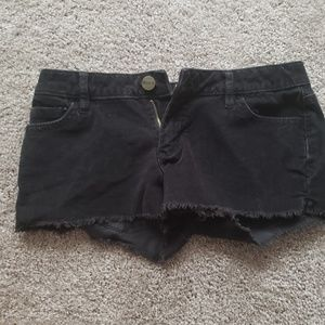 Roxy Black Shorts